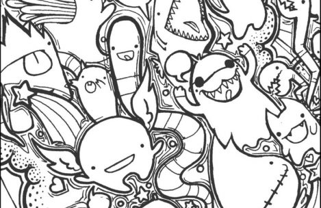 Tumblr Coloring Pages At Getdrawings Free Download