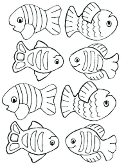 500x656 Fish Color Pages Fish Color Pages Best Of Fish Color Page Images