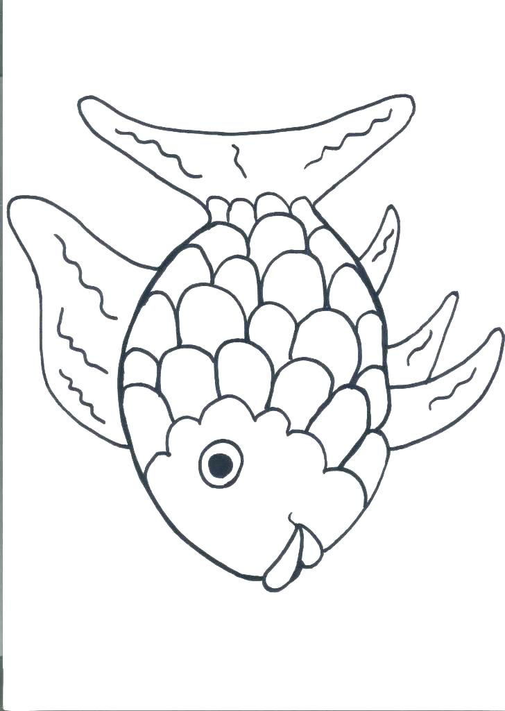 728x1024 Fish Pictures To Color Or Fish Color Sheet Aquarium Small Fish