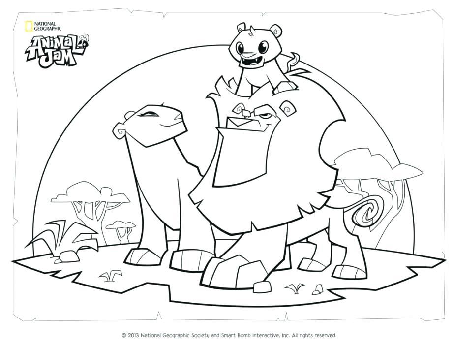 921x711 Polar Animals Coloring Pages Arctic Animal Coloring Pages Arctic