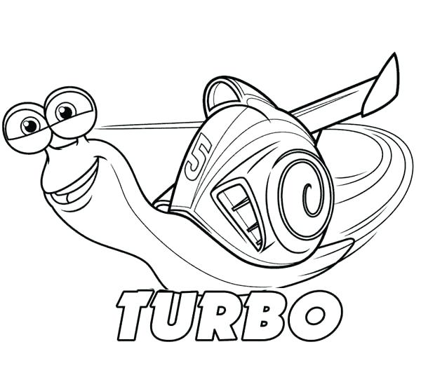 600x555 Turbo Coloring Pages Coloring Pages Fresh Turbo The Related Post