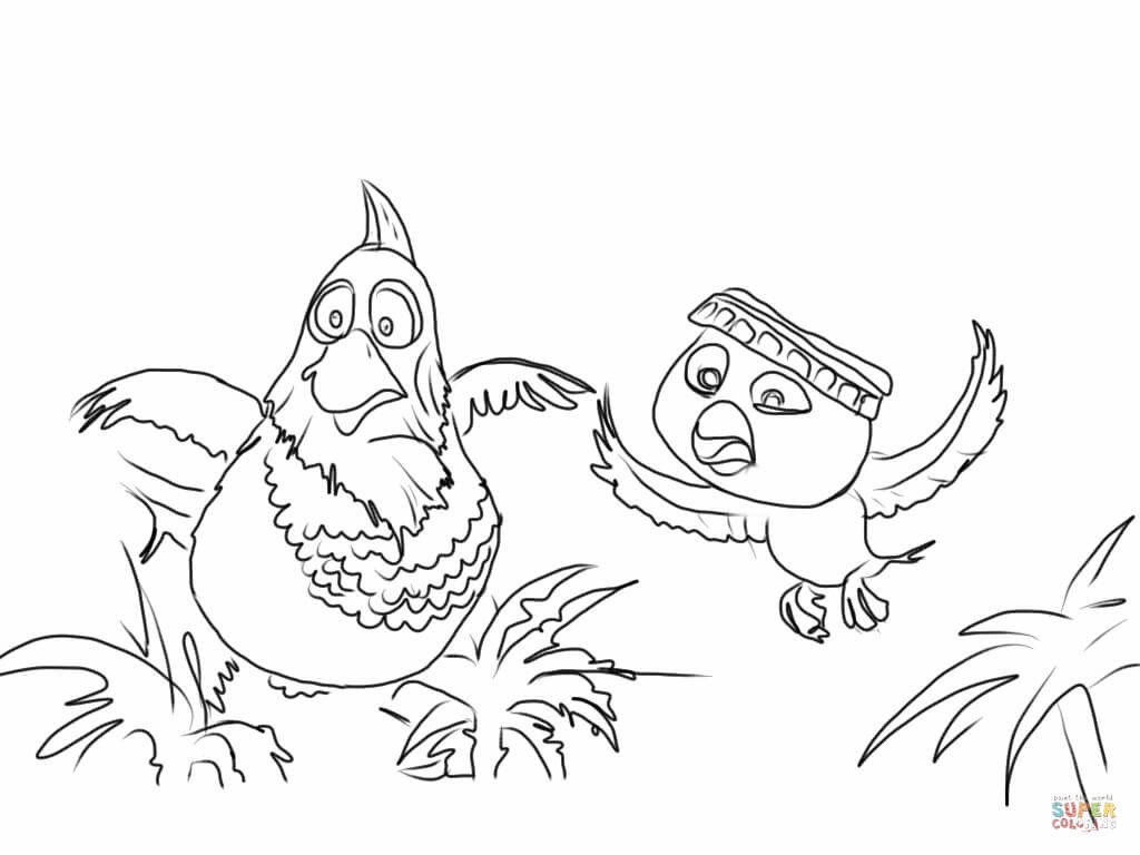 1024x768 Rio Turkey Coloring Page Free Printable Pages Incredible