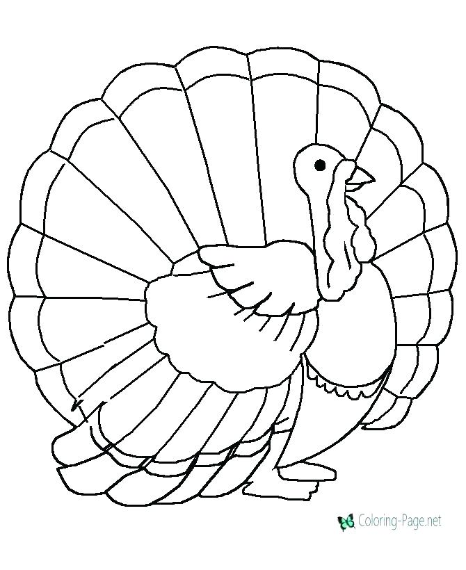 670x820 Turkey Coloring Pages Printable Or Turkey Coloring Pages Printable