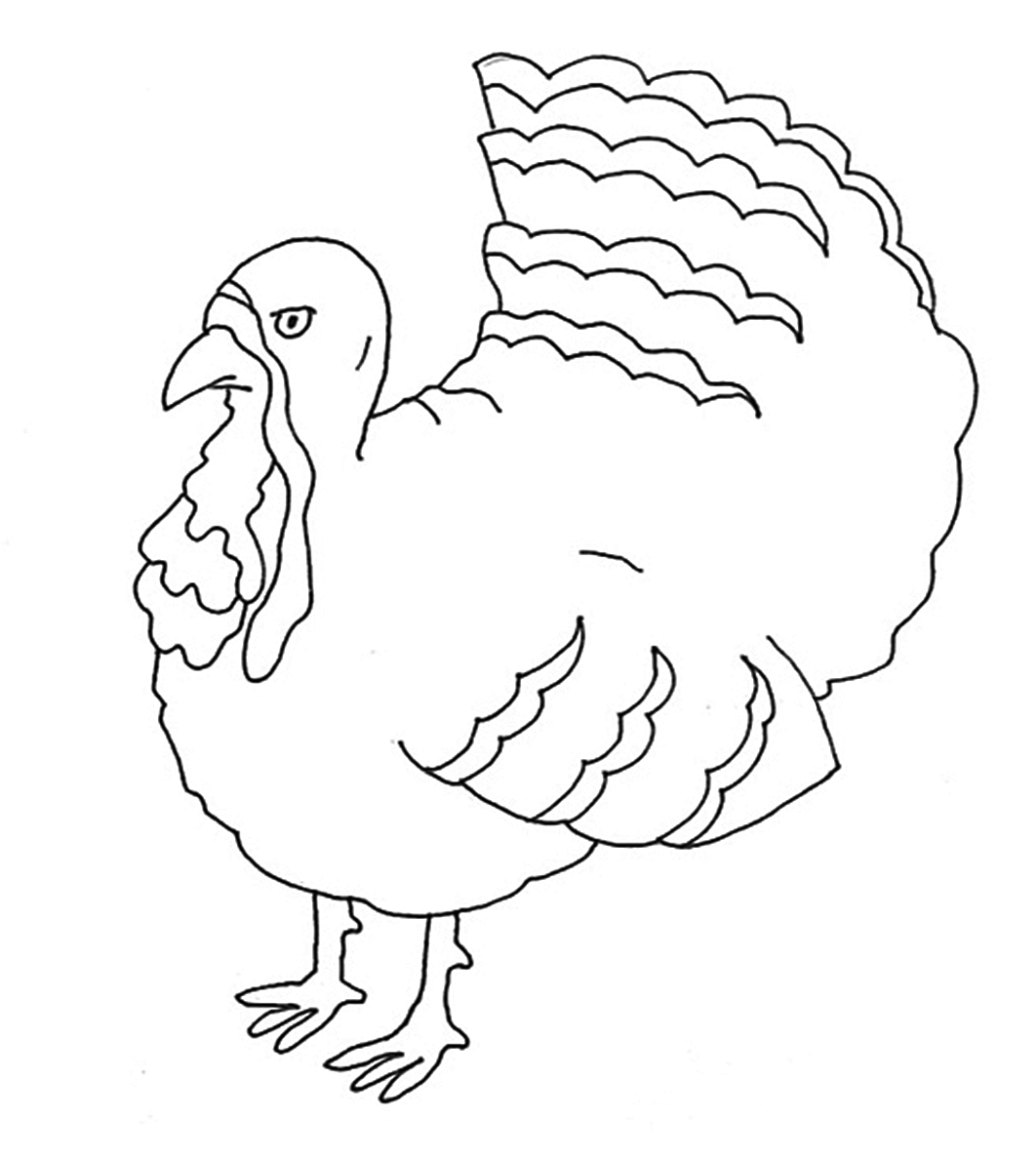 1062x1189 Thanksgiving Coloring Pages