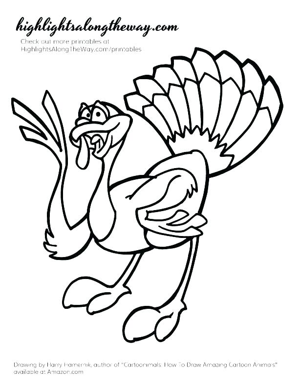 612x792 Turkey Coloring Picture Turkey Coloring Page Astonishing