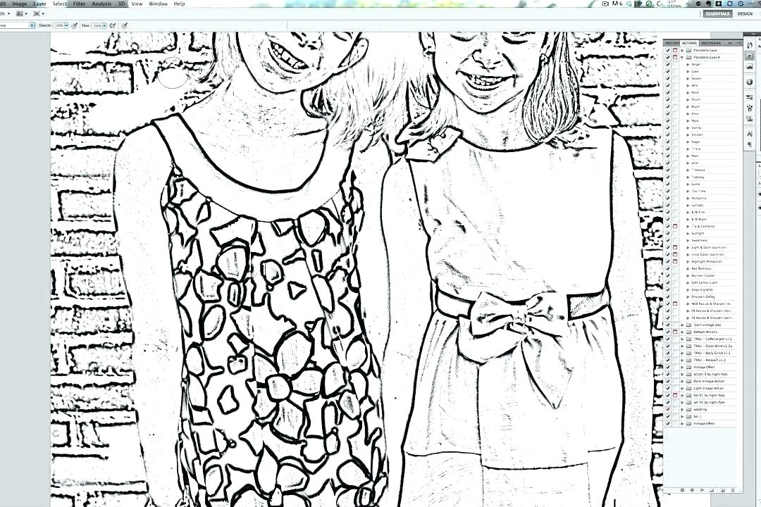 1080x720 Turning Pictures Into Coloring Pages Turn Picture Into Coloring