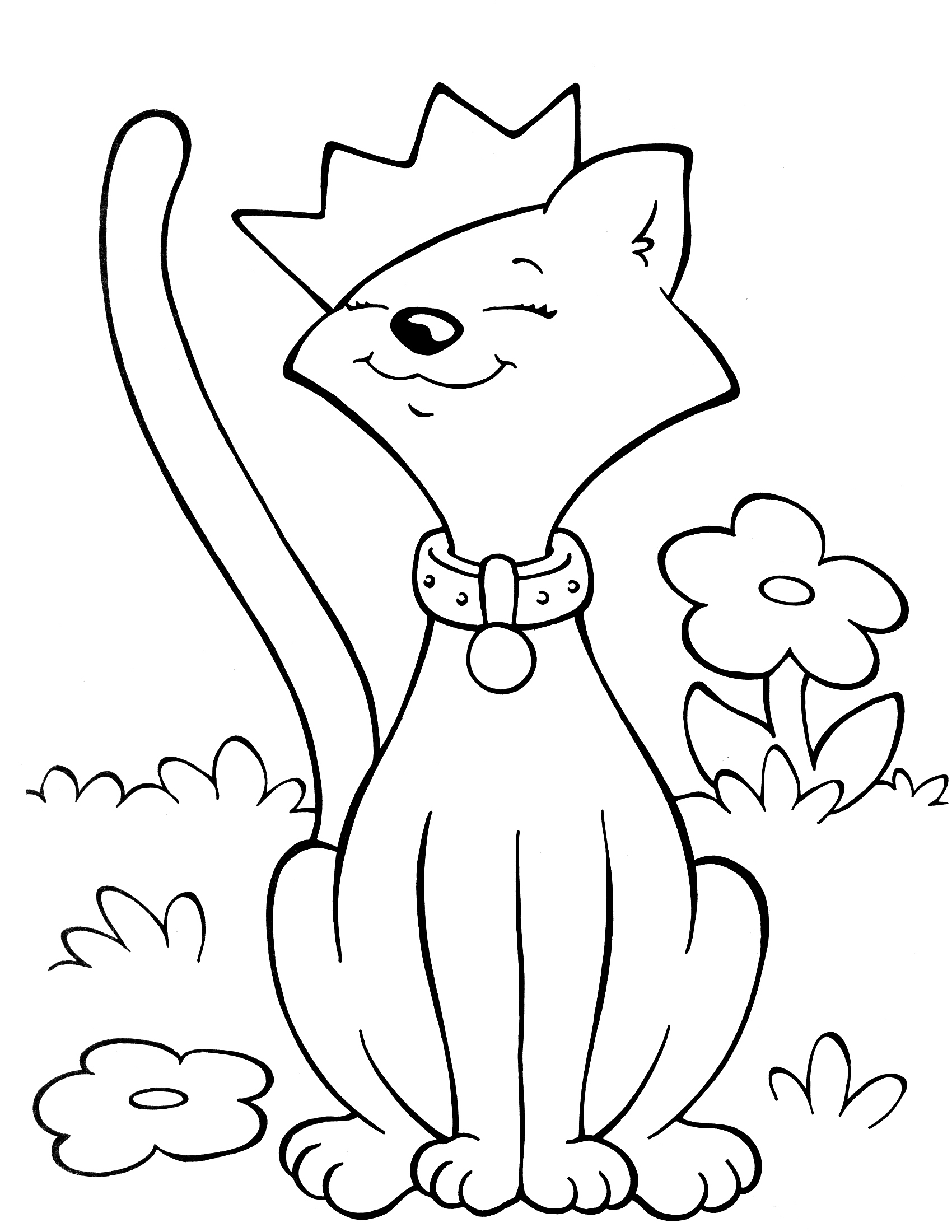 1700x2200 Last Minute Turn Photo Into Coloring Page Cray