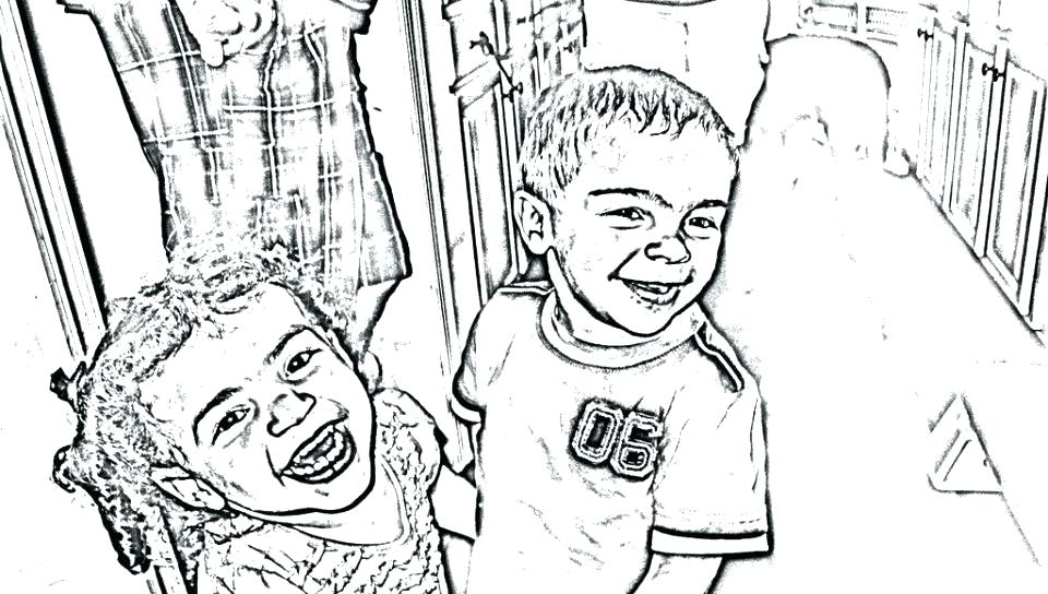 960x544 How To Make A Picture Into A Coloring Page Ideas Turn Photos Into