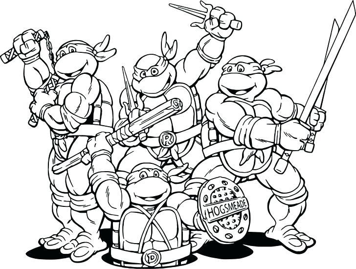 728x550 Coloring Page Turtle Medium Size Of Teenage Mutant Ninja Turtles
