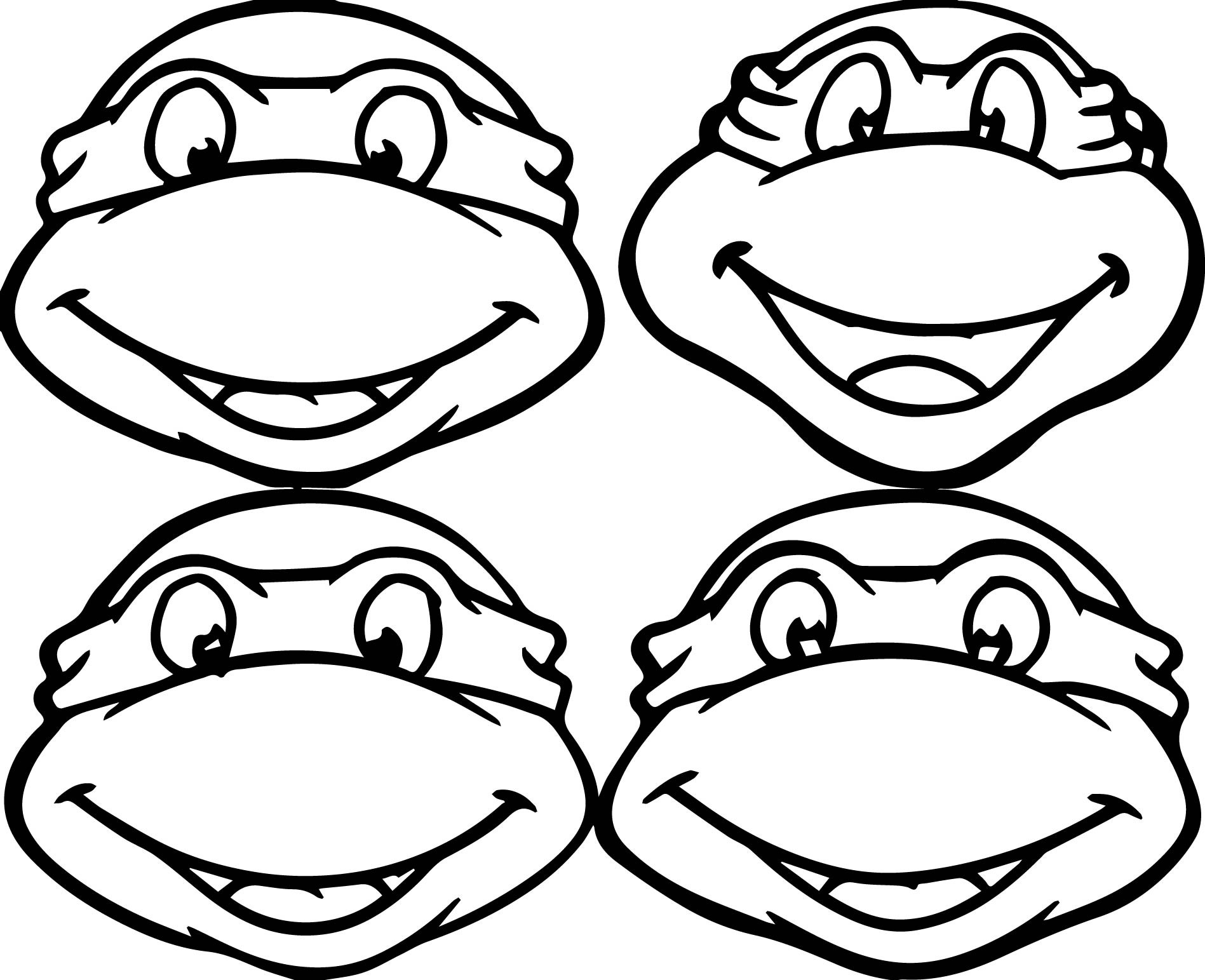 1897x1543 Fresh Cool Ninja Turtle Cartoon Coloring Pages Check More