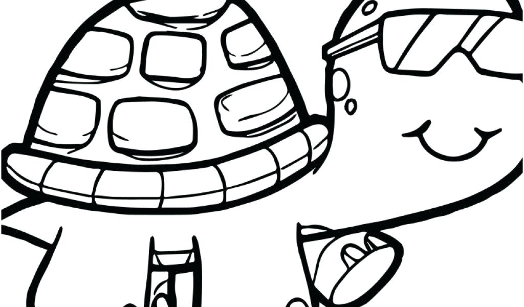 1024x600 Turtle Coloring Pages Sea Turtle Pictures To Color Turtle Coloring