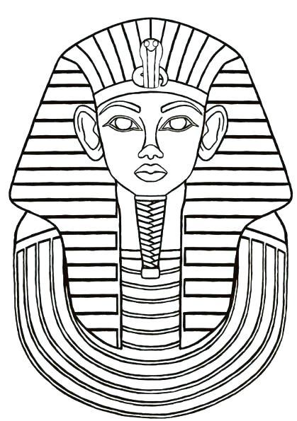 419x595 King Tut Coloring Page King Tut Coloring Page King Tuts Tomb