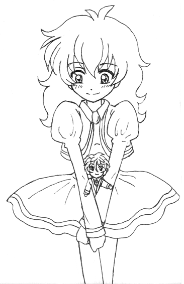 366x566 Best Photos Of Tutu Coloring Pages
