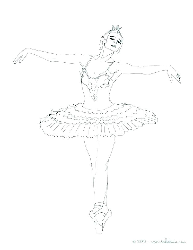 743x960 Ballerina Coloring Pages Download Ballerina Coloring Sheets Ballet