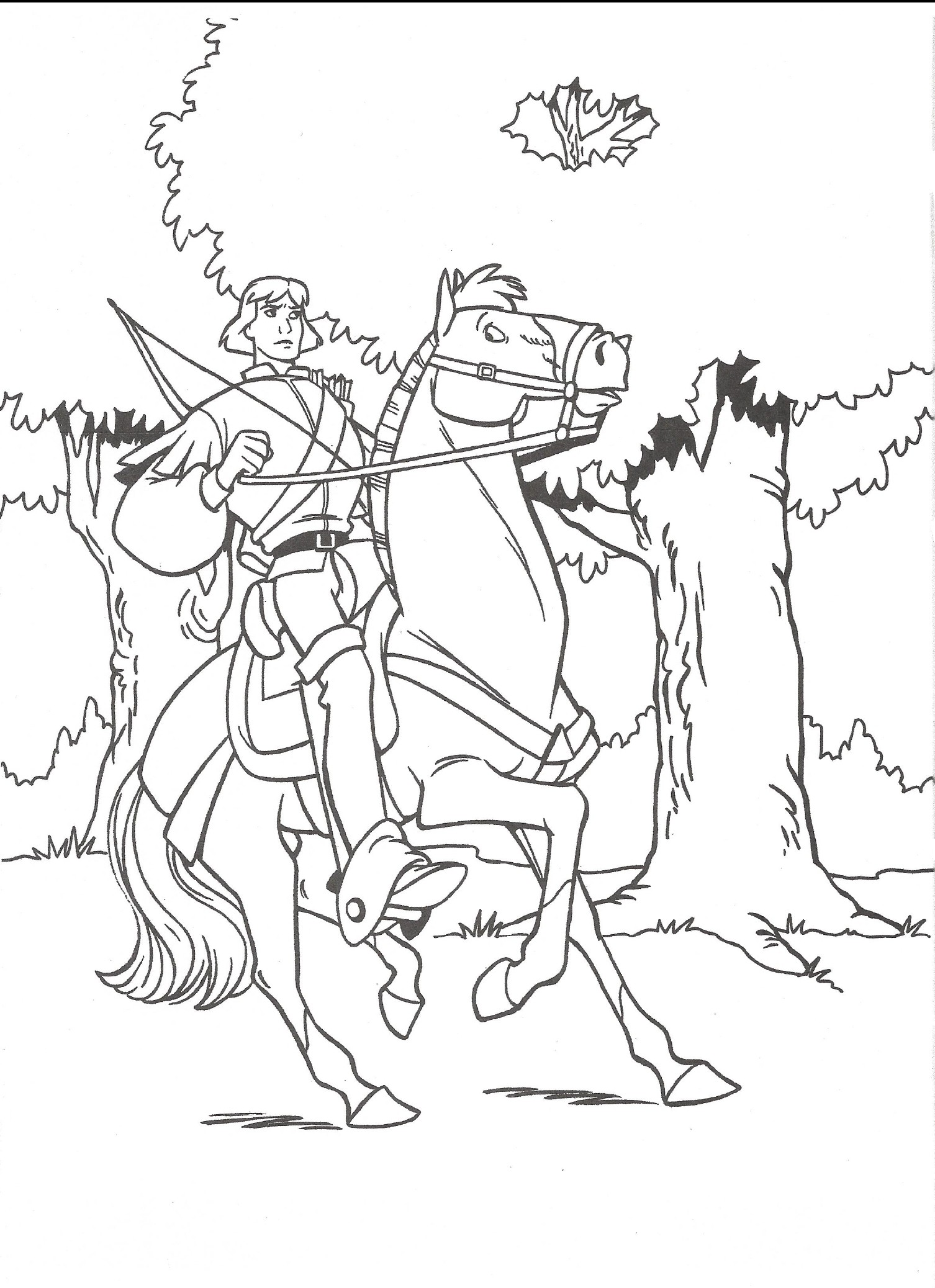 Tv Show Coloring Pages