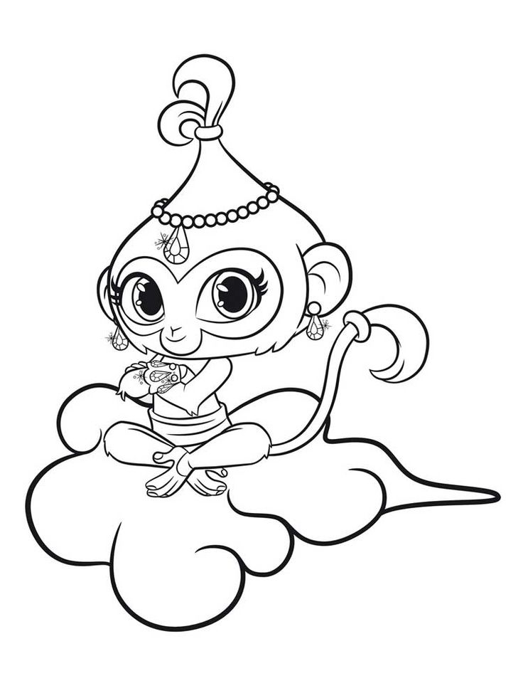 736x981 Best Movies And Tv Show Coloring Pages Images