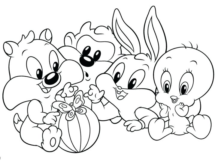 The Best Free Looney Coloring Page Images Download From 658 Free