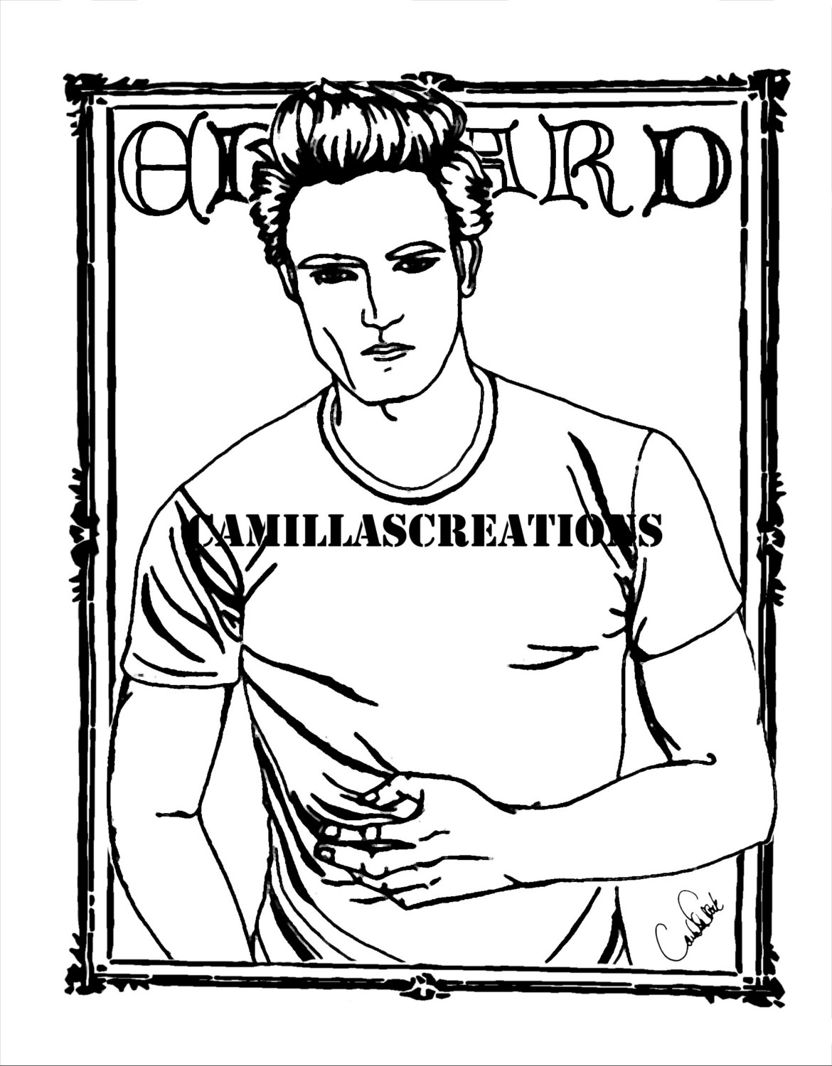 Twilight Coloring Pages at GetDrawings.com | Free for ...