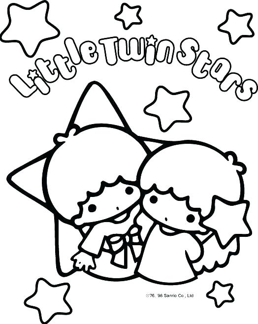 The best free Twin coloring page images. Download from 95 ...