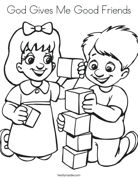 468x605 Friends Coloring Page Re Best Friends Coloring Page Coloring Page