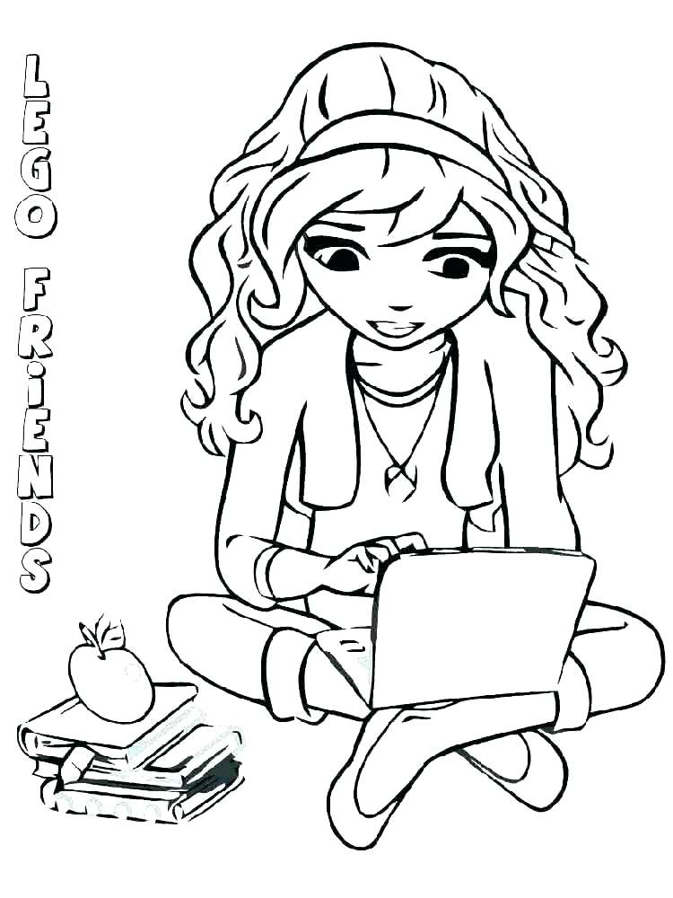 750x1000 Best Friends Forever Coloring Pages