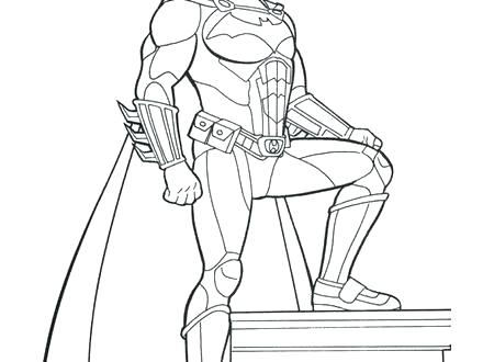 440x330 Two Face Coloring Pages The Dark Knight Coloring Pages Coloring