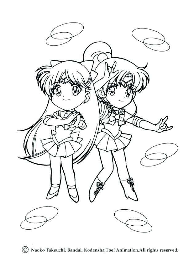 631x850 Two Face Coloring Pages Two Face Coloring Pages Sailor Mars