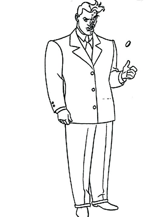 555x717 Lego Two Face Coloring Pages Coloring Collection