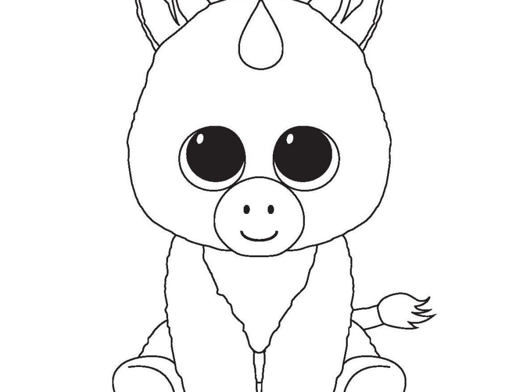 1024x768 Luxury Beanie Boo Coloring Pages Dogs Gift