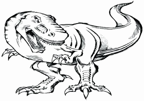 476x333 T Rex Coloring Page Pics T Rex Colouring Pages To Print Coloring
