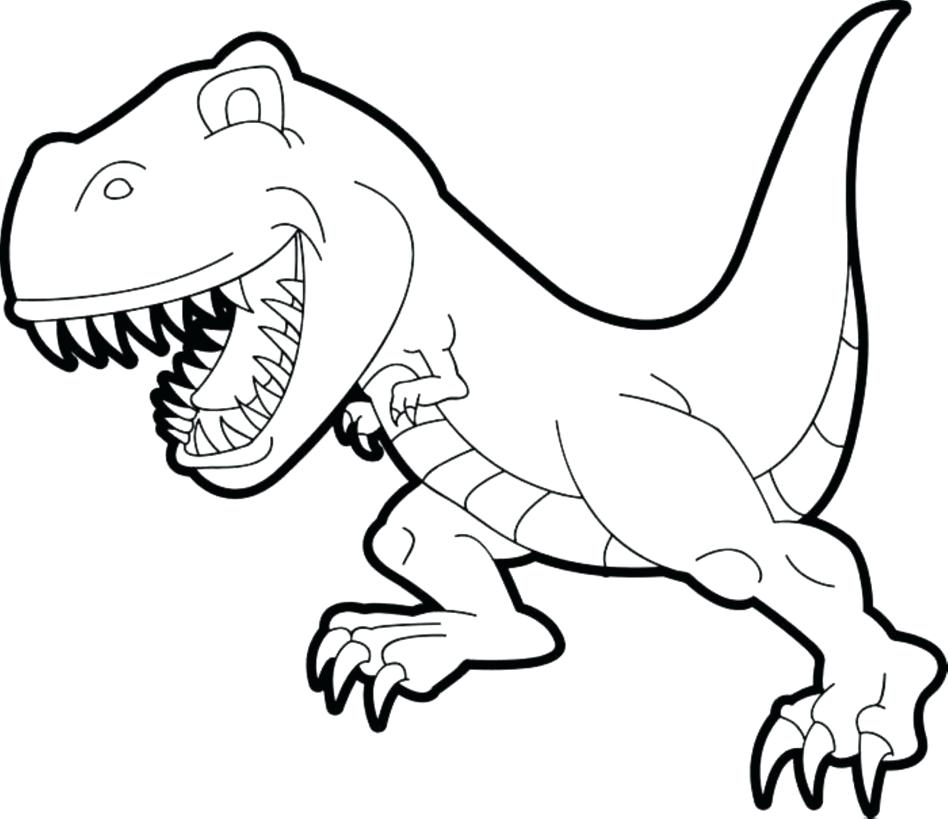 948x819 Trex Coloring Pages T Is For Tyrannosaurus Coloring Page Funny T