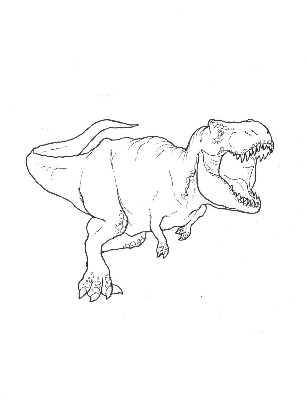 1024x1334 T Rex Coloring Pages More Pages To Color Adult