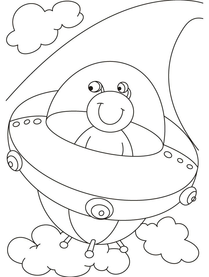 720x954 Space Jam Coloring Pages Printable On Ufo Coloring Pages