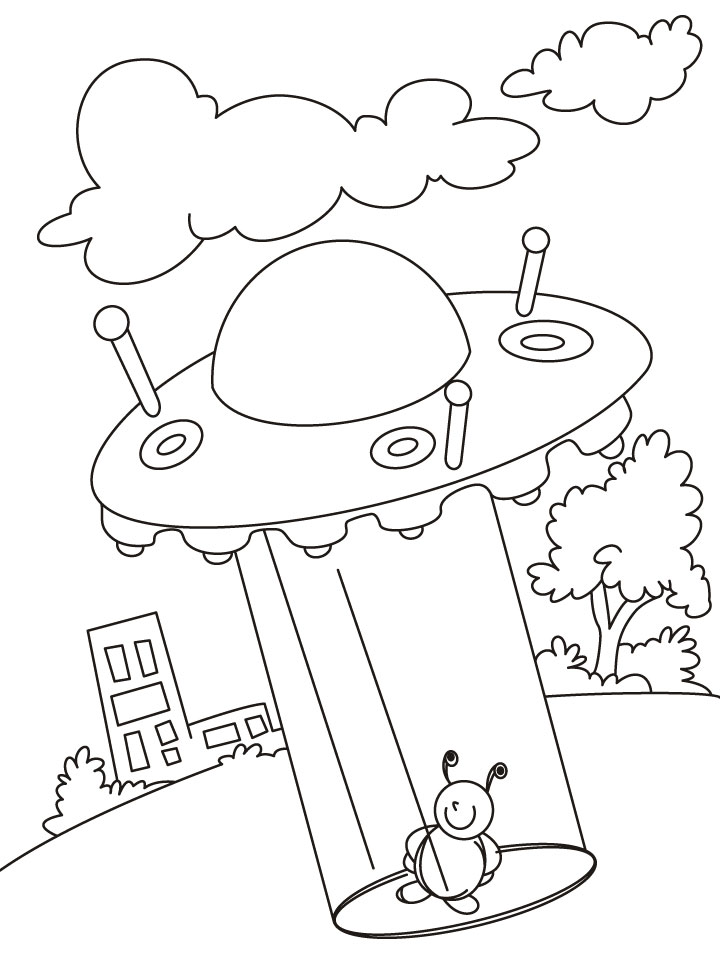 720x954 Ufo Coloring Pages Come Near Me I Will Show My Ufo Beyond Your