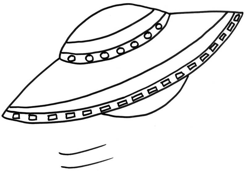 800x567 Ufo Coloring Pages Ufo Coloring Pages For Kids Of We Are All