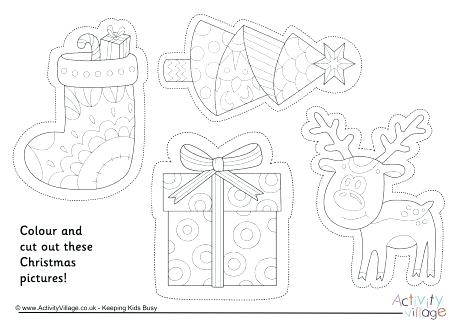 460x325 Free Coloring Pages For Christmas Candle Bright
