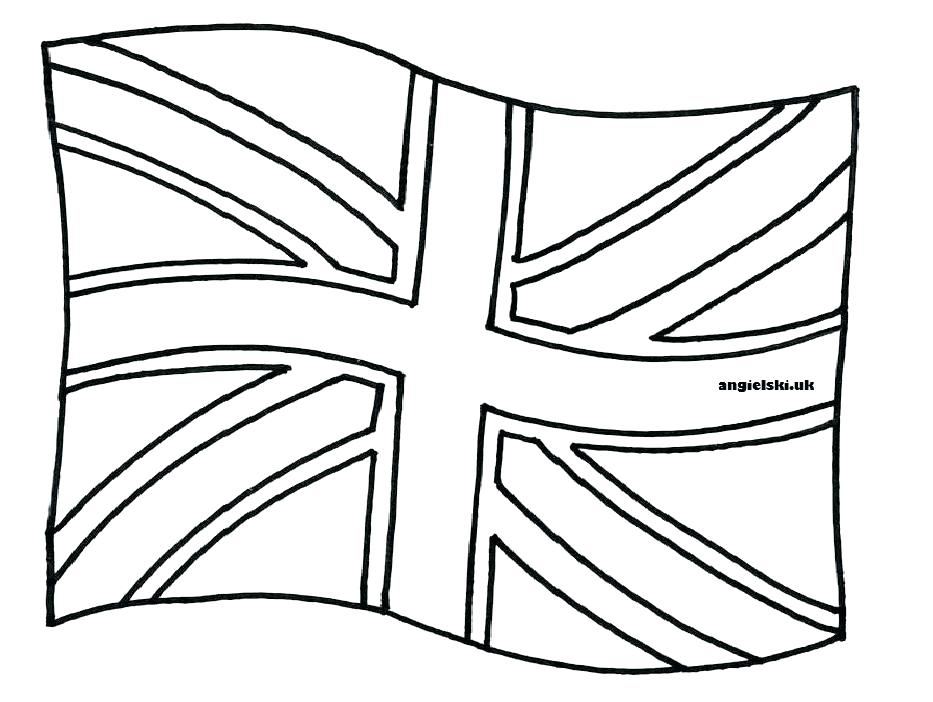 933x702 England Flag Coloring Page Flag Of Coloring Page See Also Our