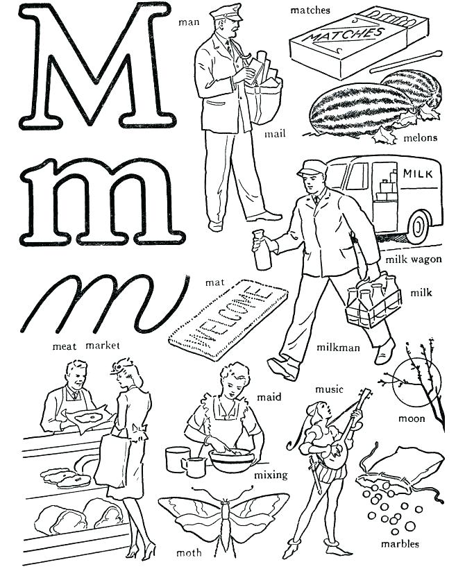 670x820 Free Printable Ukulele Coloring Page Musical Mama Letter Mm
