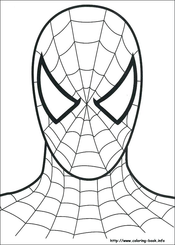 567x794 Ultimate Spiderman Coloring Pages Spider Man Color Pages Index