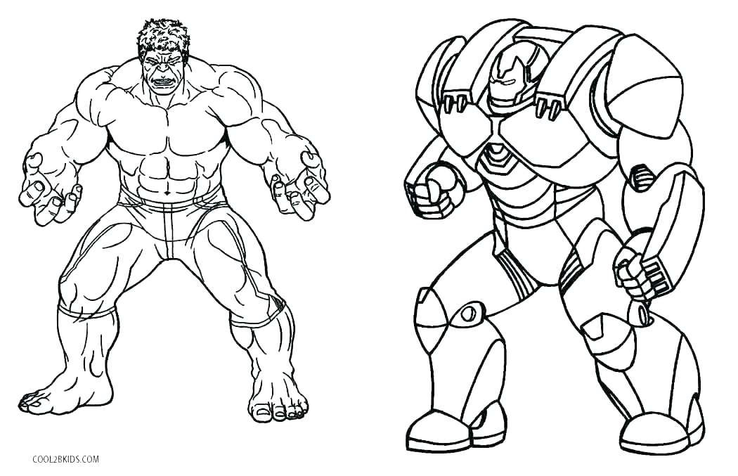 Ultron Coloring Page at GetDrawings | Free download