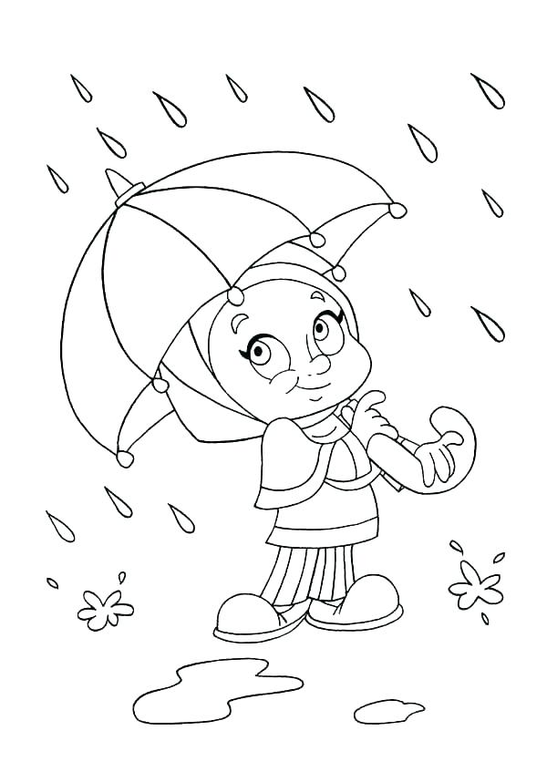 600x847 Umbrella Bird Coloring Page Umbrella Coloring Page Umbrella