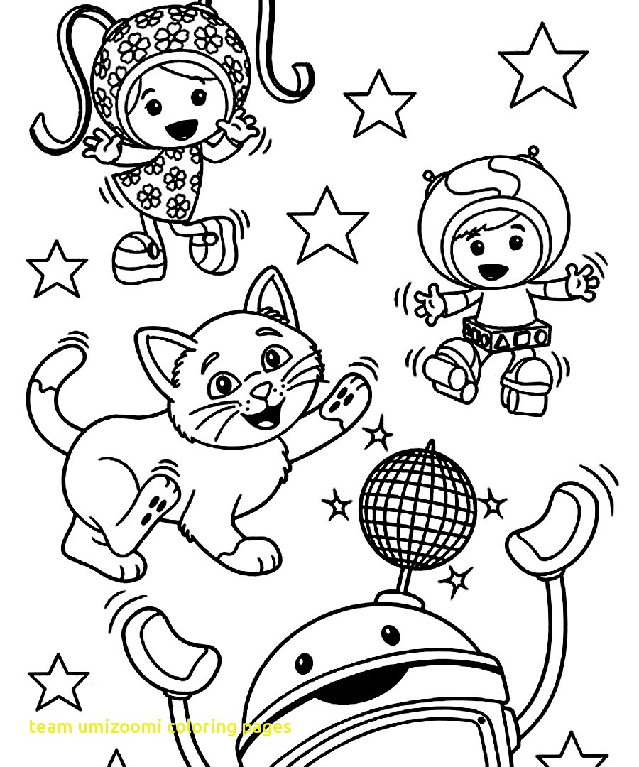 900x1080 Team Umizoomi Coloring Pages With Best Team Umizoomi Coloring