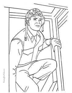 236x305 Printable Uncle Sam Coloring Page Free Pdf Download