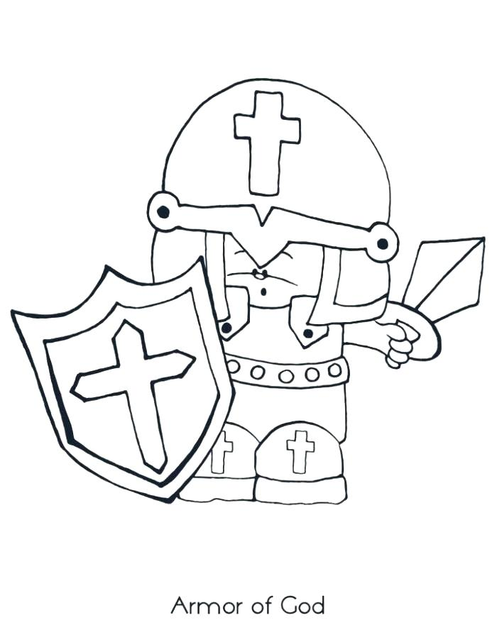 700x905 Armor Of God Coloring Pages Armor Of God Coloring Page School