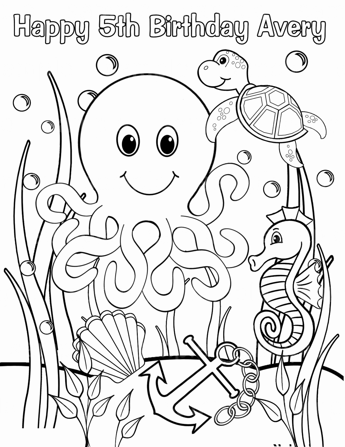 1159x1500 Childrens Coloring Pages Free Beautiful Advice Under The Sea