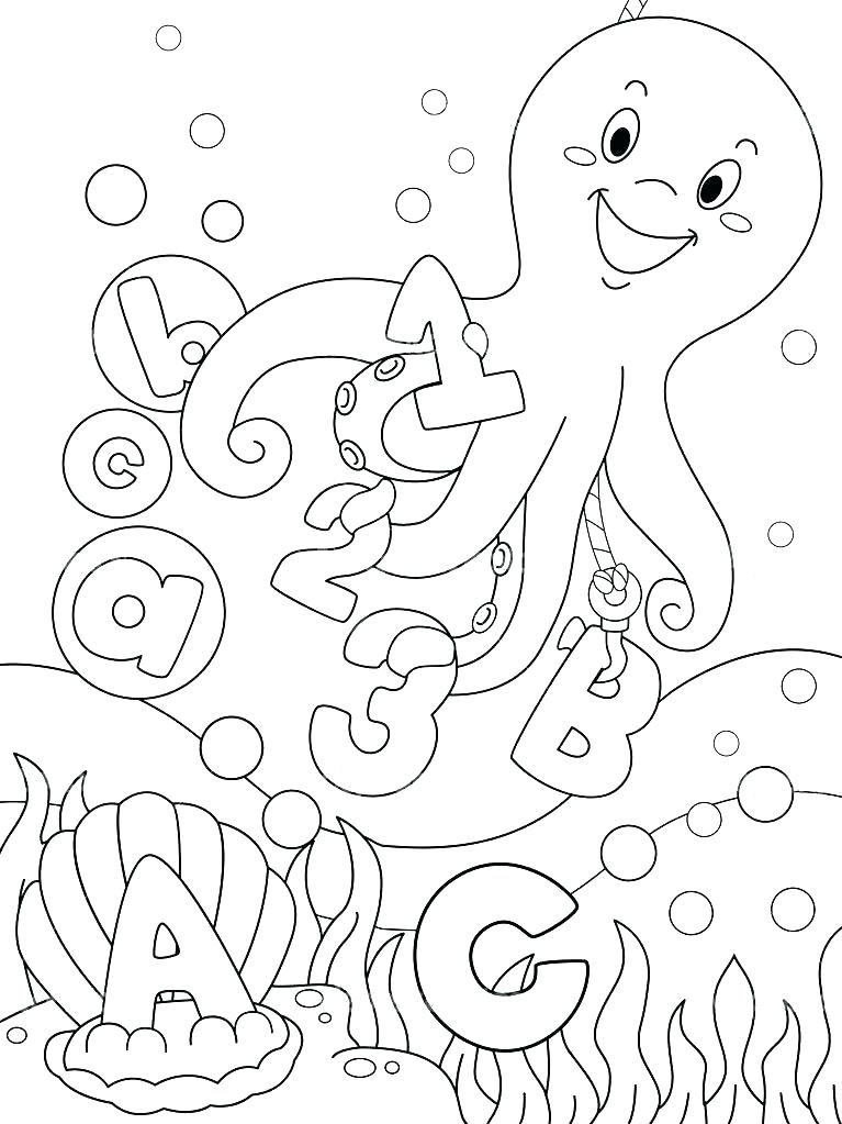 767x1023 Underwater Coloring Pages Underwater Coloring Pages Ocean Scenes
