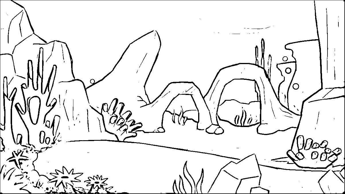 1203x678 Underwater Coloring Pages Elegant Underwater Scene Coloring Pages
