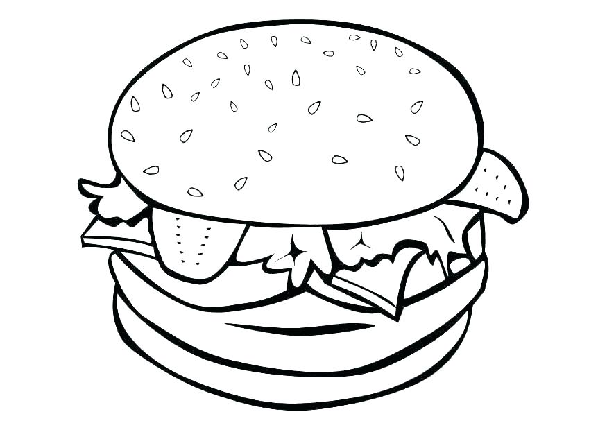 875x620 Healthy Food Coloring Pages Healthy Food Coloring Pages