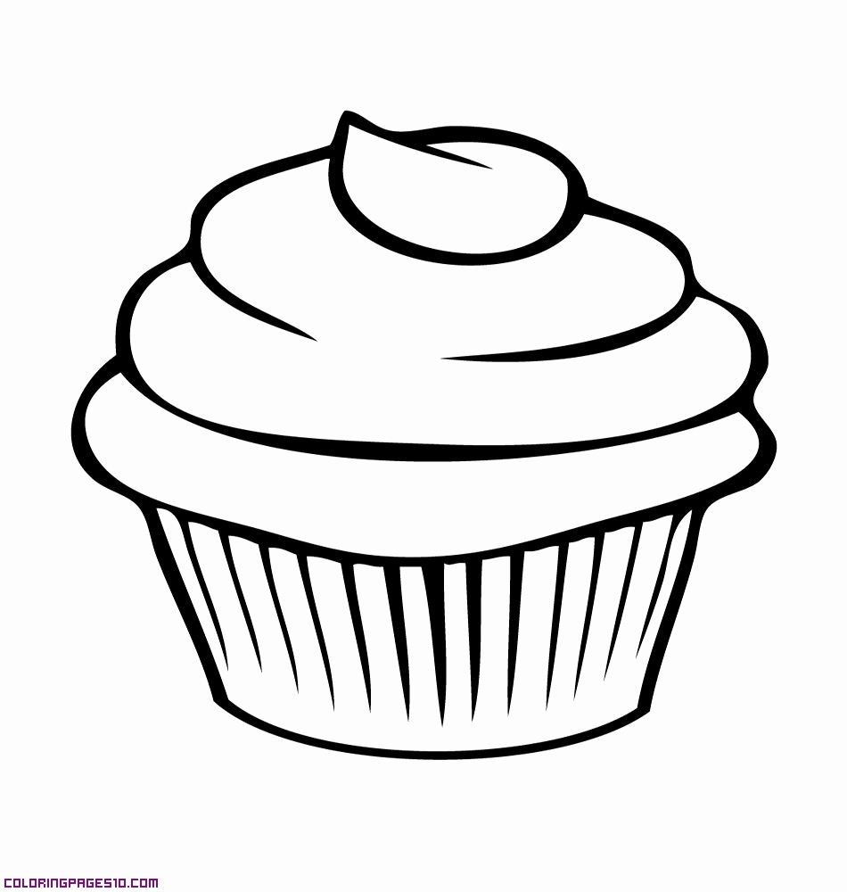 950x1000 Unhealthy Food Coloring Pages