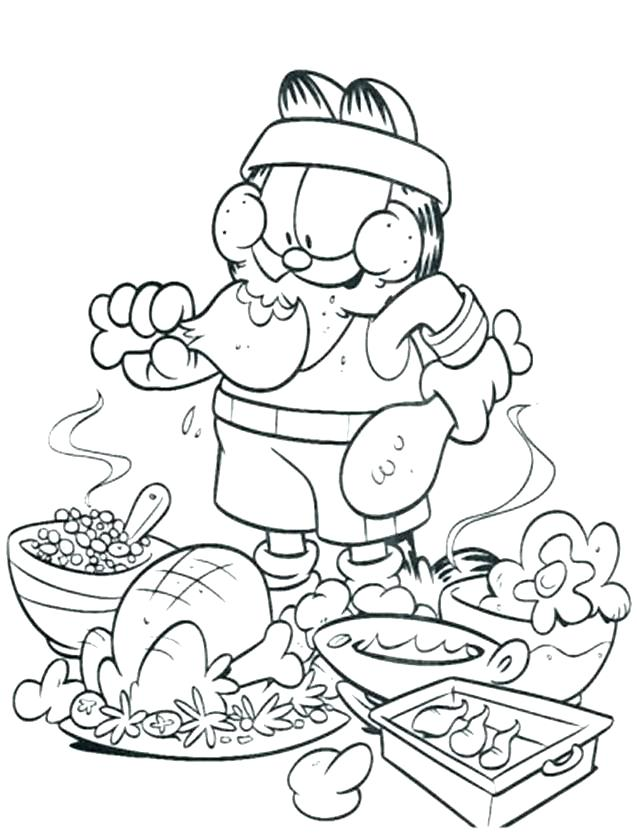 637x839 Food Coloring Pages Unhealthy Food Coloring Page Free Pages Eating